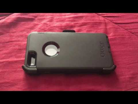 iPhone 6/6S Plus OtterBox Defender Case and Holster Review