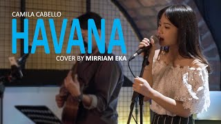 Gambar cover Camila Cabello - Havana cover by Mirriam Eka