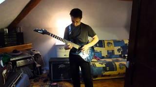 Download Secret Prayer - Joe Satriani - Cover by Fabien BERTHE MP3 song and Music Video