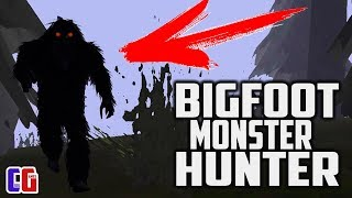 - В ЭТОМ ЛЕСУ КТО ТО ЕСТЬ Охота на СНЕЖНОГО ЧЕЛОВЕКА в Игре Bigfoot Monster Hunter от Cool GAMES