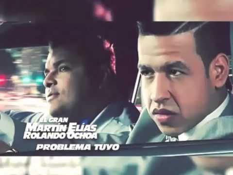 PROBLEMA TUYO - MARTIN ELIAS DIAZ Y ROLANDO OCHOA