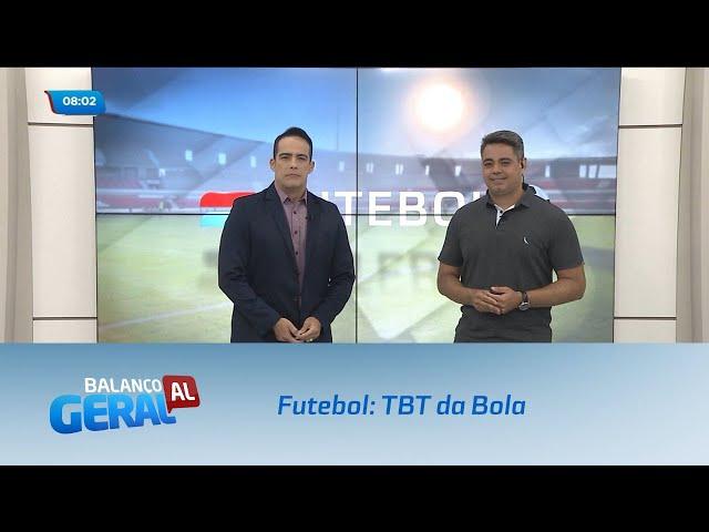 Futebol: TBT da Bola