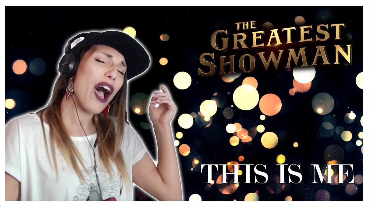 Download THE GREATEST SHOWMAN - THIS IS ME - Midelle (Cover)