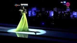 [111129] 张靓颖 Jane Zhang Liang Ying @ The MAMA Awards 2011 亞洲音樂盛典 Singapore HD