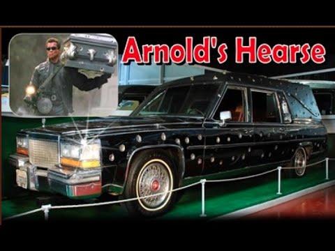 TERMINATOR 3 GRAVEYARD SCENE CAR 1989 Cadillac - YouTube