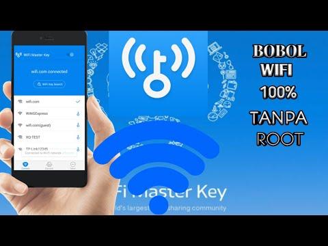 Cara Hack Wifi Tanpa Root 100 Work Wifi Master Key Tutorial4