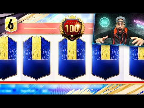 OMG THIS CARD IS SO OVERPOWERED!! FIFA 19 Ultimate Team Draft #06