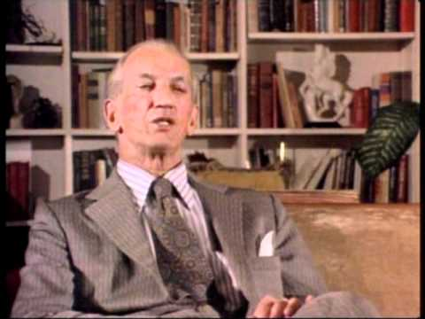 Jan Karski about his meeting with President Franklin D. Roosevelt, 1943