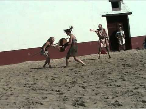 Gladiatrix fight