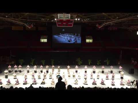 BYUH Hawaii Culture Night 2017: Fiji