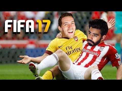 BALL BOYS - FIFA 17 Gameplay w/Rahul Kohli Part 1
