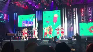 20181110 다이아 DIA - 나랑 사귈래 1 (PChome演唱會) fancam