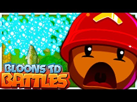 TIER 20 MODDED $4 MILLION UPGRADE (RAW FISH TOWER?) - BLOONS TD BATTLES MOD