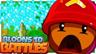 TIER 20 MODDED $4 MILLION UPGRADE (RAW FISH TOWER?) - BLOONS TD BATTLES MOD | JeromeASF