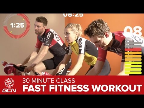 fast-fitness-workout-–-get-fit-with-gcn's-30-minute-high-cadence-bike-workout