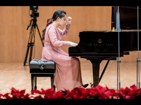 Linzi Pan - 2019 China International  Competition - Semifinal Round - RECITAL
