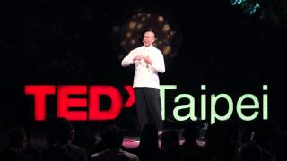 Three Things You Should Know About Eating Creatively | 江振誠 Andre Chiang | TEDxTaipei