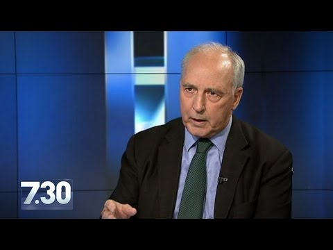 """Australia should """"cut the tag"""" with American foreign policy after Trump win says Keating"""