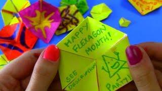 Hexaflexagons 2