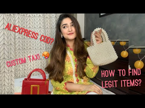 HOW TO SHOP ON ALIEXPRESS IN PAKISTAN