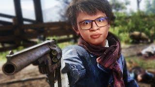JACK TÁ PISTOLA! - Red Dead Redemption 2 PC (MODS)
