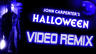 Halloween Video Remix