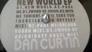 Dan Curtin - Sword Of Orion/Dave Angel Mix (Sublime) 1998