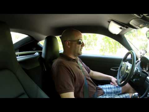 2014 Porsche Cayman S - Launch Control - HD
