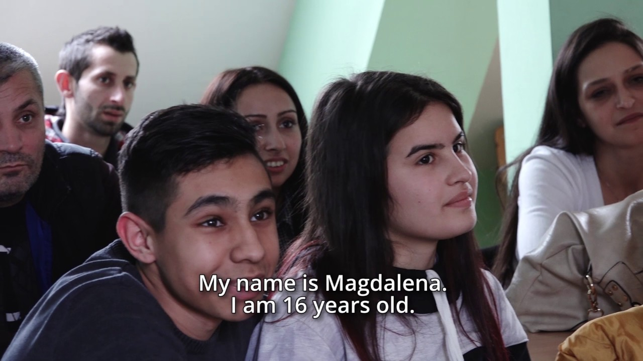 ADRA Serbia - Project: Strengthening of Young Roma Families in Serbia
