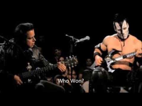 Elvis vs Danzig (Elvis vs evil Elvis)