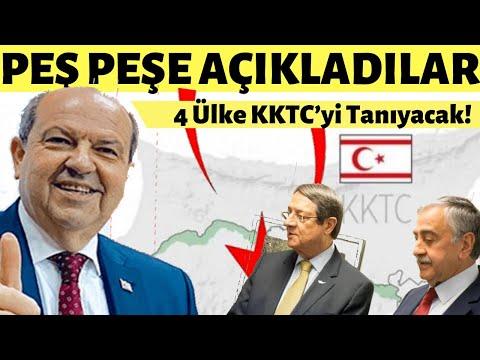 Azerbaycan ve 3 Ülke'den Müthiş KKTC Açıklaması: Tanınmaması İçin Artık Bir Neden Yok!