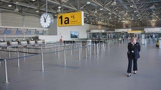 Rust in de terminal op Schiphol