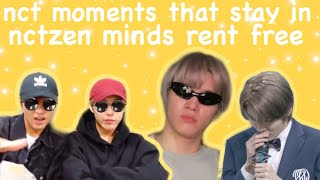 nct moments that stay in nctzen minds rent free because resonance is out