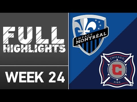 HIGHLIGHTS | Montreal Impact 0-3 Chicago Fire