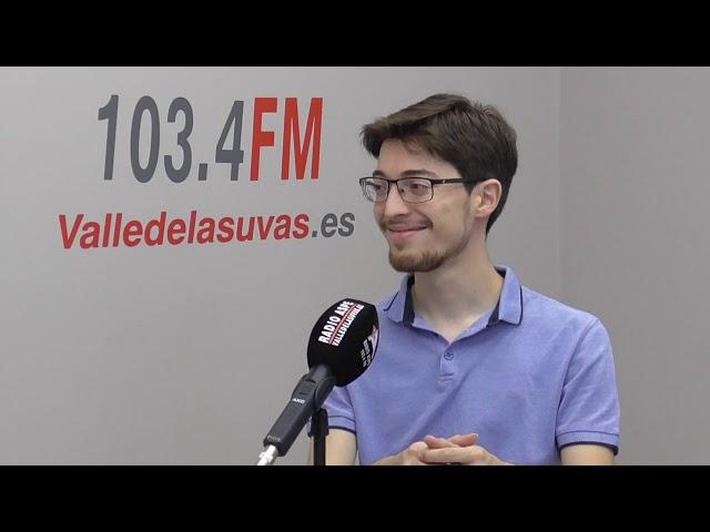 Entrevista  Manuel Pérez, Presidente Ateneo #Aspe 2019