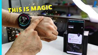 The Magical Indian Smartwatch #Atmanirbhar Bharat 🔥🔥