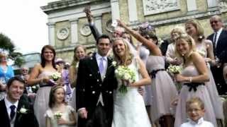 Wedding Photographer Hampton Court House. | Laura and James, 7th July 2012