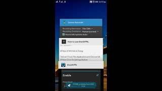 HOW TO USE DROIDVPN APP FOR FREE INTERNET IN ANDROID