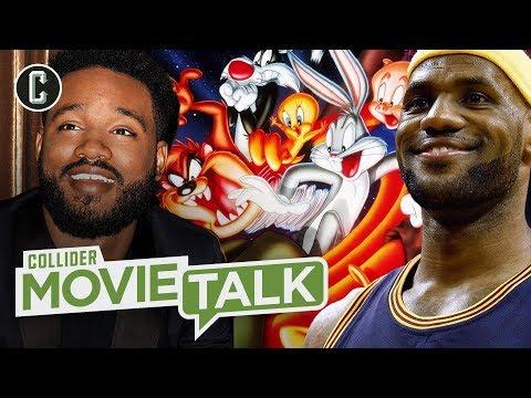 Black Panther's Ryan Coogler Teams with Lebron James to Produce Space Jam 2 - Movie Talk