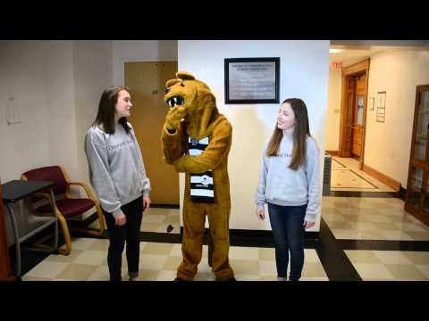 An Interview with the Nittany Lion