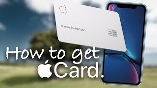 How to Get Apple Card