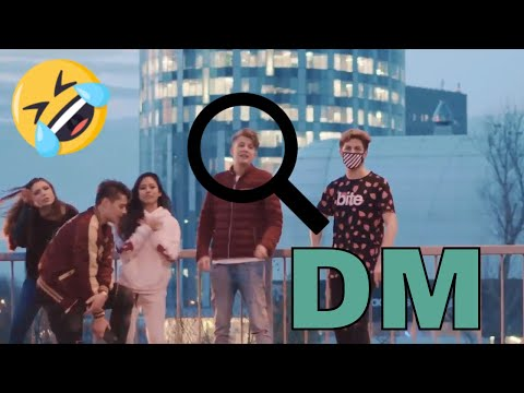 Parodie ● 5GANG - DM feat. Lino Golden