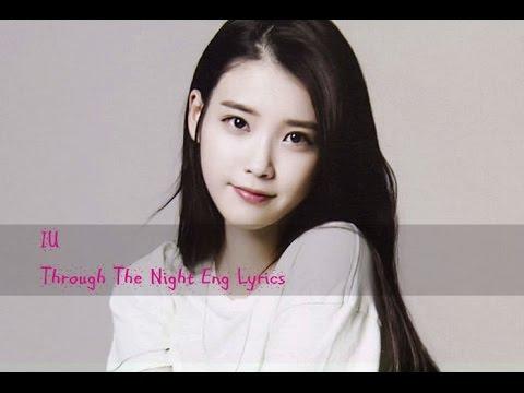 IU Through The Night Mv Lyrics Menverse