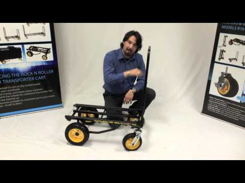 RocknRoller® Multi-Cart® R12RT