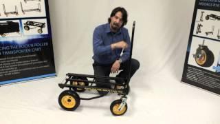 "RocknRoller® Multi-Cart® R12RT ""All Terrain"" Review"