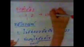 วิธีพิจารณาความแพ่ง2 (3/13) เทอม1/2558 #Sec1 รามฯ