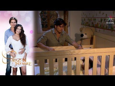 Octavio y Jose Antonio se roban a Lupita   Corazón Indomable - Televisa