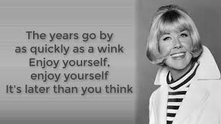 'Enjoy Yourself' (1950) - DORIS DAY - Lyrics