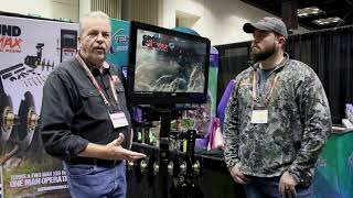 GroundHog MAX Explanation at the Archery Trade Show 2020
