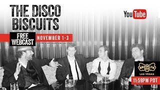 The Disco Biscuits :: Brooklyn Bowl Las Vegas :: 11/2/18 :: Full Show